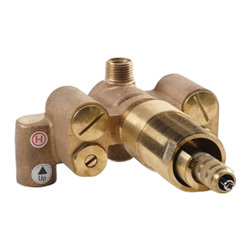 """Toto - Toto TSST 1/2"""" Thermostatic Mixing Valve - Toto TSST 1/2"""" Thermostatic mixing valve with shape memory alloy responds faster to temperature change than conventional 1/2"""" thermostatic control methods"""