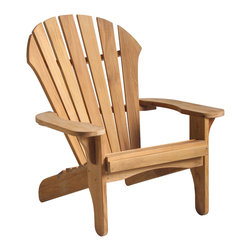 Douglas Nance - Douglas Nance Atlantic Adirondack Chair - The Atlantic Adirondack Chair is our premier design. The deeply contoured back, wide arms and curved seat make this chair our top seller! The chair whispers comfort and relaxation as you sit and rest. Enjoy life - order an Atlantic today!