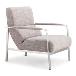 ZUO MODERN - Jonkoping Arm Chair Wheat - Jonkoping Arm Chair Wheat