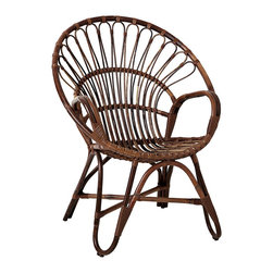 Hennie Chair - My husband wants a papasan chair, I sincerely do not. Could this chair be the compromise I've been looking for? And is it really a compromise if I'm dying for an excuse to buy it?