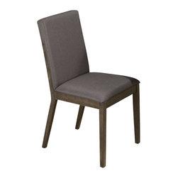Jofran - Jofran 728 Series Fabric Dining Side Chair (Set of 2) - Jofran - Dining Chairs - 728435KD