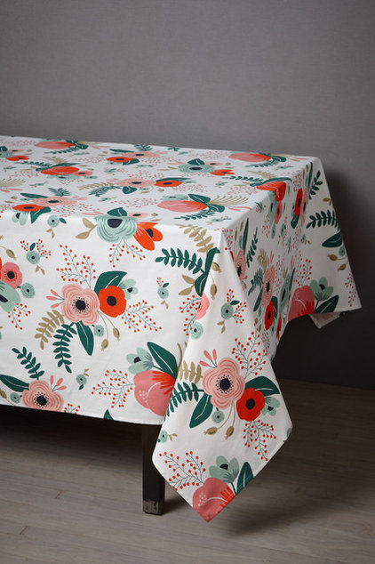 eclectic table linens by BHLDN