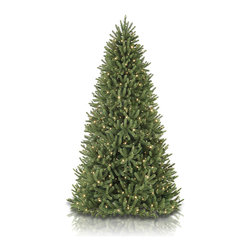 Balsam Hill - 9' Balsam Hill Nantucket Blue Spruce Artificial Christmas Tree - Clear - Elegance and efficiency are at the heart of our beloved creation, the 9-foot Balsam Hill Nantucket Blue Spruce Artificial Christmas Tree - Clear Lights. As an Instant Evergreen™, this exquisitely crafted narrow artificial Christmas tree has light strands that are automatically connected to each other the moment you assemble the tree sections. It also features a female tree topper cord to let you plug in a prelit top ornament. Our holiday masterpiece exhibits a mix of 3,088 True Needle™ and classic needle tips on 12 layers of hinged branches that hold your precious ornaments securely. The tree is adorned with 900 expertly strung clear lights that can be controlled using a foot pedal. Our Nantucket Blue Spruce comes with a green metal tree stand, two tree bags, and two pairs of gloves to allow you to mount, style, and store your tree conveniently.Balsam Hill's mission is to create the world's most beautiful and realistic artificial Christmas trees. We are committed to providing our customers with a picture-perfect holiday. With options like remote-controlled pre-strung lights, our luxurious trees will let you sit back and enjoy Christmas to the fullest, this year and for years to come. Our trees are designed using branches from real trees, and our exclusive True Needle™ technology creates the most realistic looking and feeling branch tips. You and your guests may not believe that your gorgeous Balsam Hill Christmas tree is artificial. Balsam Hill's trees have won awards for their realism and have been featured in movies, television shows, and celebrity homes. Our wide range of styles and sizes ensures you will be able to find a tree that fits perfectly in your home. We also have a range of beautiful wreaths and garlands to put the finishing touches on your home this holiday season.