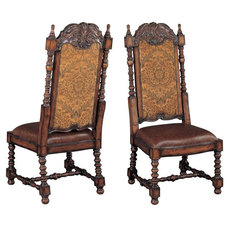 Traditional Dining Chairs by Childress Old World Furniture, Corp