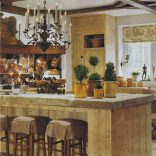Mediterranean Kitchen Islands And Kitchen Carts by Ancient Surfaces