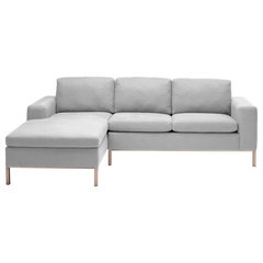 modern sectional sofas by 2Modern