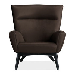 Boden Leather Chair