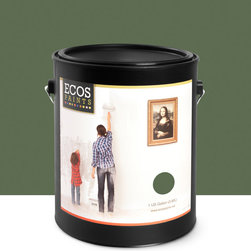 Imperial Paints - Eggshell Wall Paint, Gallon Can, Octoberfest - Overview:
