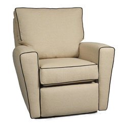 Little Castle - Monaco Recliner - Adult Monaco Recliner in Custom Fabrics
