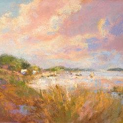 Soft Colors Coastal Artwork -