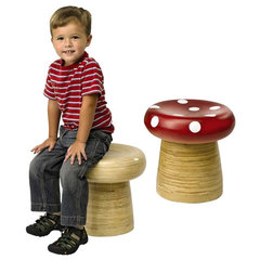 contemporary kids chairs by Magic Cabin