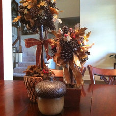 Traditional Holiday Decorations by New Again Home Interiors