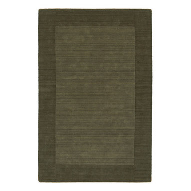 """Kaleen - Kaleen Regency Regency (Fern) 5' x 7'9"""" Rug - Regency offers an array of fourteen beautifully elegant subtle tones for today's casual lifestyles. Choose from rich timeless hues shaded with evidence of light brush strokes. These 100% virgin wool, hand loomed rugs are sure to add comfort and warmth to any setting. Hand crafted in India."""
