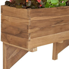 Contemporary Outdoor Pots And Planters by Signature Hardware