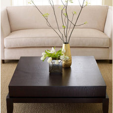 Modern Coffee Tables by Brookstone