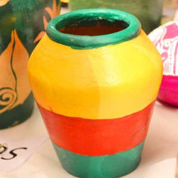 Indian Pottery -