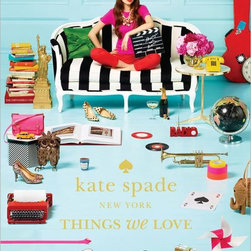 Kate Spade New York: Things We Love - Celebrating their 20th year, the people behind kate spade amassed a few of their favorite things and were kind enough to share them with the rest of us. Expect color, fun and cheer throughout.