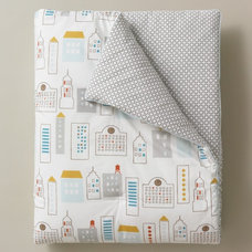 Modern Baby Bedding by fawn&forest