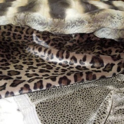Donghia Showroom - Stay warm this winter with new faux furs by Sahco! These can be found in the Donghia showroom.