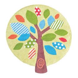 The Rug Market - Tree area rug -
