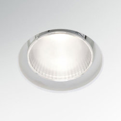Fabbian - Tools Trimless Round 3.5 Inch Recessed Light | Fabbian - Design by FE Design.