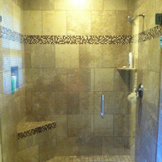 Traditional Showers by CC&J Designs. LLC