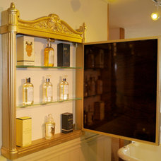Traditional Bathroom Cabinets And Shelves by Chadder & Co Luxury Bathrooms