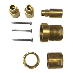 American Standard - Cadet Deep Rough-In Kit for Three Handle Tub and Shower Faucet - American Standard M962263-0070A Cadet Deep Rough-In Kit for Three Handle Tub and Shower Faucet.