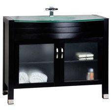 Contemporary Bathroom Vanities And Sink Consoles by ConceptBaths