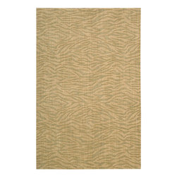 Urban Tiger Rug - Urban Tiger is made of New Zealand wool.  Carved design gives added dimension.  Available in both standard and custom sizes.  Purchase online.