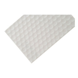 "Hafele America Co. - Hafele Under-Sink Mat - White - Our Kitchen Matting protects your shelving from damage. The Under-sink Kitchen Matting features unique dimples that collect water or other liquids up to 1 gallon per 6 square feet. The matting can be cut to size. Details:Material: Polystyrene.Color: White.Dimensions: 24-5/8"" x 45-1/2""Cut-to-size to fit in sink cabinet.Unique dimples collect water or other liquids to prevent damage to cabinet.Dimples can collect up to 1 gallon of water per 6 square feet.Packing: 1 Pc."