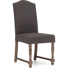 Farmhouse Dining Chairs by Matthew Izzo