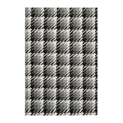 Surya - Surya FT-132 Flat-Weave Area Rug - Charcoal / Ivory Ivory White - FT132-23 - Shop for Rugs and Runners from Hayneedle.com! Checkerboard print never looked so chic - thank you Surya FT-132 Flat-Weave Area Rug - Charcoal / Ivory. With a dynamic checkerboard grid this flat-weave rug adds instant interest to your space while retaining a neutral palette of black charcoal and ivory. The rug is made in India of 100% wool and the design is reversible for even wear. In your choice of size.About Surya RugsSince 1976 Surya has established itself as one of India's leading producers of fine hand-knotted hand-tufted and flat-woven rugs. Their products are sold in the U.S.A. at respected department and specialty stores. The company is known for its quality value dedication and innovation. This includes responsibility for the entire process - spinning dyeing weaving and finishing. Surya prides itself on using the best raw material available for the production of their rugs. They are proud members of Wools of New Zealand. From design concept through production a Surya family member is involved making sure that the highest standards are being met at each level. Surya works with top designers and constantly updates their designs and color palettes to match and set the trends in design and fashion for the home. Surya always means a fine choice in rugs.