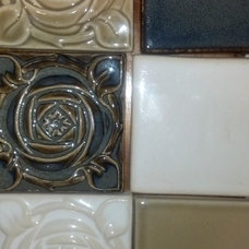 Traditional Tile by ALPINE CONSTRUCTION