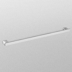 "TOTO - TOTO TS624T#BN Legato 24"" Towel Bar, Brushed Nickel - TOTO TS624T#BN Legato 24"" Towel Bar, Brushed Nickel When it comes to Toto, being just the newest and most advanced product has never been nor needed to be the primary focus. Toto's ideas start with the people, and discovering what they need and want to help them in their daily lives. The days of things being pretty just for pretty's sake are over. When it comes to Toto you will get it all. A beautiful design, with high quality parts, inside and out, that will last longer than you ever expected. Toto is the worldwide leader in plumbing, and although they are known for their Toilets and unique washlets, Toto carries everything from sinks and faucets, to bathroom accessories and urinals with flushometers. So whether it be a replacement toilet seat, a new bath tub or a whole new, higher efficiency money saving toilet, Toto has what you need, at a reasonable price. TOTO TS624T#BN Legato 24"" T"