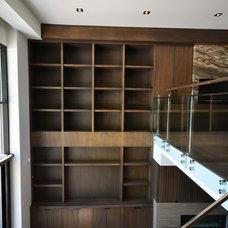 Contemporary  by OE Design & Build Ltd.