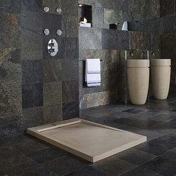 Mosaico Imax Mix Black, Delhi Natural Home, Delhi Pulido floor tiles - Porcelanosa Tiles