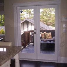 Traditional Windows And Doors by Doorex