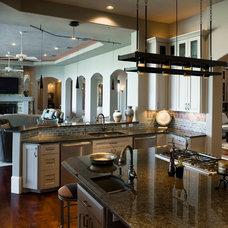 Traditional Kitchen by Pillar Custom Homes, Inc.