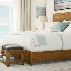 Beach Style Beds by Home Couture
