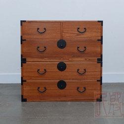 reproductions of Japanese kiri wood tansu. - ISHO-DANSU