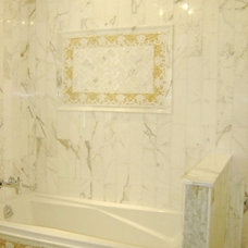 Traditional Tile by Tiles Unlimited