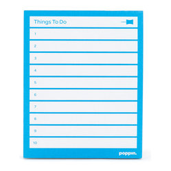 Task Pad, Pool Blue