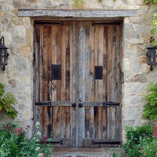 Traditional Front Doors by The Golden Lion