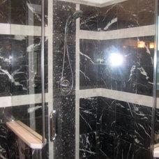 Contemporary Bathroom by Holly Conrad Smith