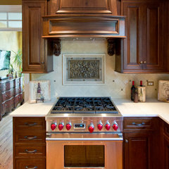traditional kitchen by VeDco Design Group, Inc