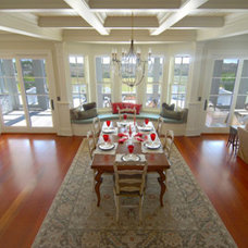 Modern Hardwood Flooring by J. L. Powell & Co., Inc.