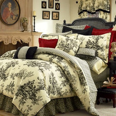 Traditional Bedding by Kellsson Home Linens