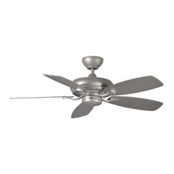 "Monte Carlo Fan - Monte Carlo Fan Designer Max II 44"" Transitional Ceiling Fan X-PB44MD5 - Monte Carlo Fan Designer Max II 44"" Transitional Ceiling Fan X-PB44MD5"