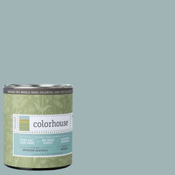 Inspired Eggshell Interior Paint, Water .04, Quart - Color house paint are zero VOC, low-odor, Green Wise Gold certified and have superior coverage and durability. Our artist-crafted colors are designed to be easy backdrops for living. Color house paints are 100% acrylic with no VOCs (volatile organic compounds), no toxic fumes/HAPs-free, no reproductive toxins, and no chemical solvents.